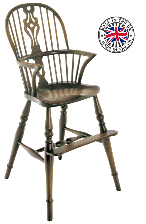 - Childs Georgian Style Highchair