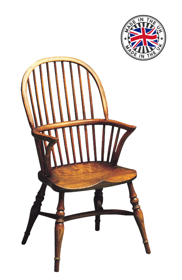 Childs Stickback Windsor Arm Chair