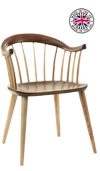 Darwin windsor Dining Chair