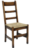 Contemporary Ladder Back Dining Chairs