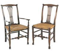 Wheatsheaf Dining Chair