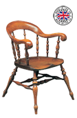 Begere Bow Windsor Armchair