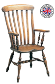 Farmhouse Armchair Windsor Chair