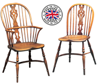 Georgian Windsor Chair