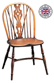 Georgian Windsor Chair With Tail