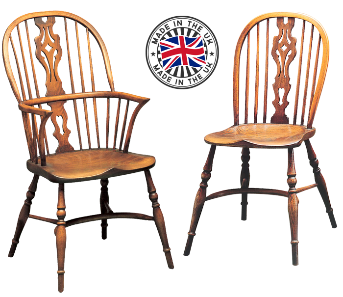 Ordinaire Georgian Windsor Chair
