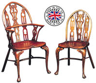 Gothic Windsor Dining Chair