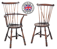 Oliver Goldsmith Windsor Chair