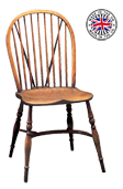 Stick Back Windsor Chair With Tail