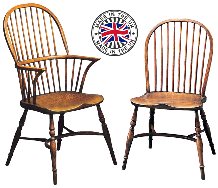 Interlace Back Windsor Chair - Traditional Windsor Chairs For Sale