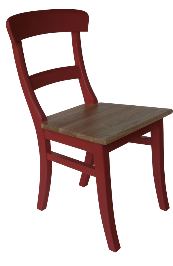 Painted parlour dining chair